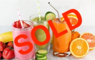 Smoothies Sold 1