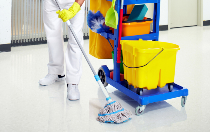 Commercial Janitorial Company with Great Potential Pinellas County, FL (Relocatable)